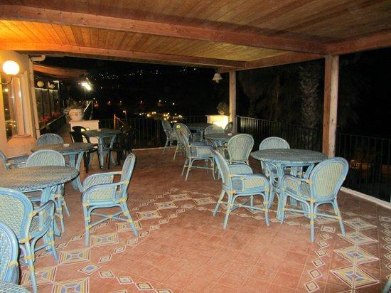 Hotel  Providence Terme & Spa: Terrazza