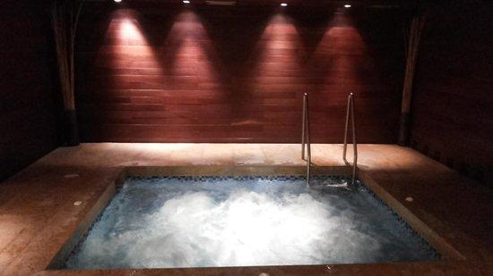 Bogota Marriott Hotel: Delicioso jacuzzi