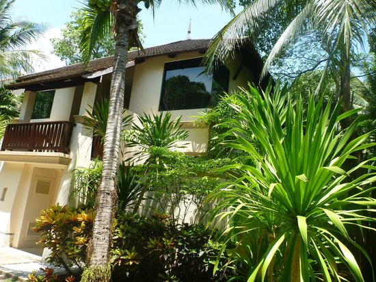 Layana Resort and Spa: One of the villa's