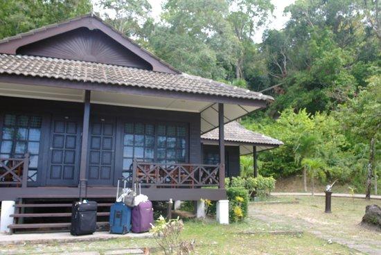Perhentian Island Resort: camera