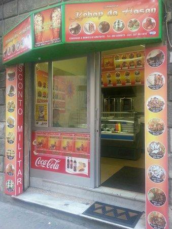 Anatolia Kebap da Hasan : Il vero gusto del Kebab