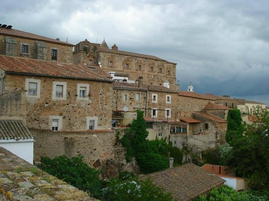 Old Town of Cáceres: Vistas