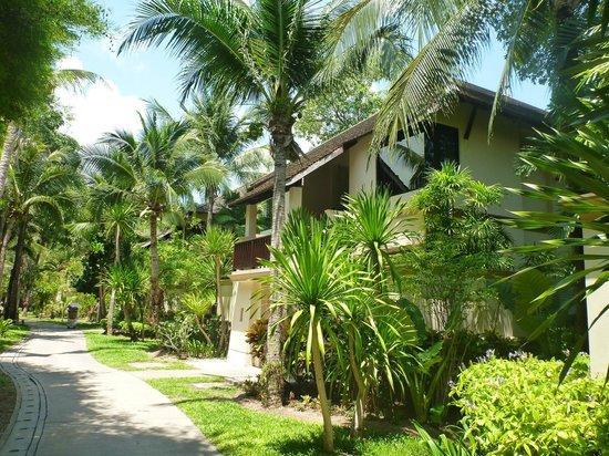 Layana Resort and Spa: Villa View