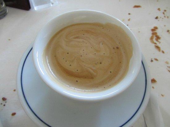 Hotel  Providence Terme & Spa: Cappuccino cremoso