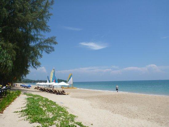 Layana Resort and Spa: The Beach