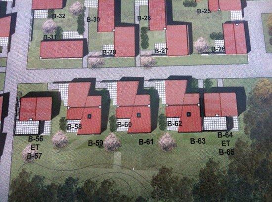 Les Grands Rochers : Zoom sur notre logement B61