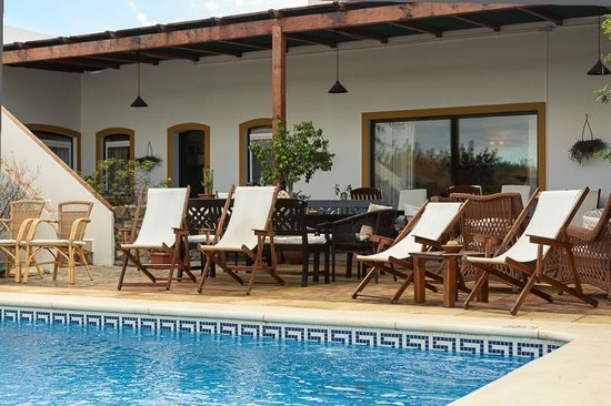 Casa de Cacela : Hotel & grounds