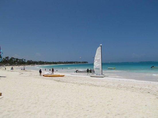 Bavaro Princess All Suites Resort, Spa & Casino: Playa