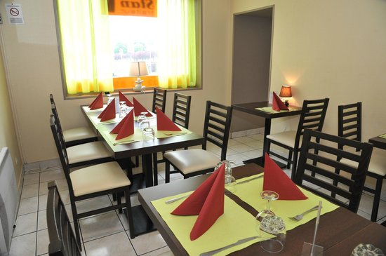 Stan' traiteur Restaurant : deuxième salle