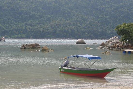 Perhentian Island Resort: mare
