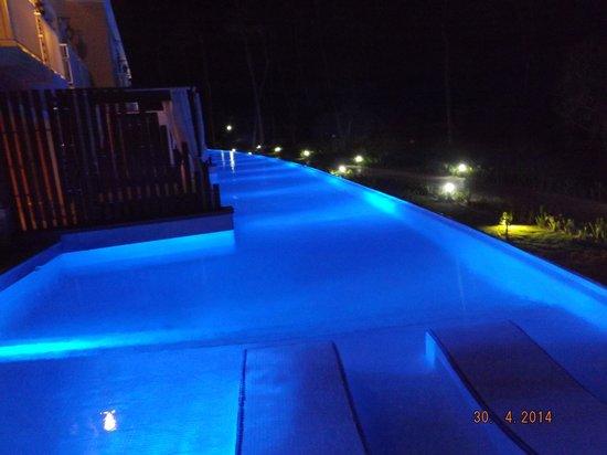 Grand Palladium Bavaro Suites Resort & Spa: piscina en sector nuevo del Bávaro