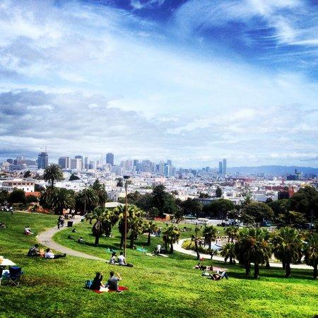Wild SF Walking Tours: Dolores Park