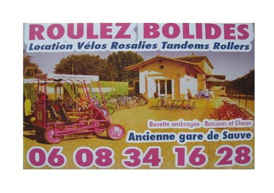 Roulez Bolides