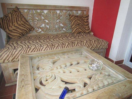 Domina Hotel & Resort Harem: балкон