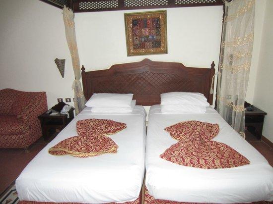 Domina Hotel & Resort Harem: наш номер