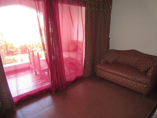 Domina Hotel & Resort Harem: наш номер.