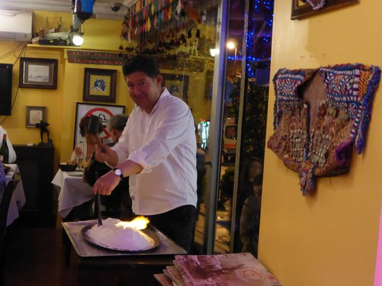 Sultanahmet Fish House : Bravissimo Octavio