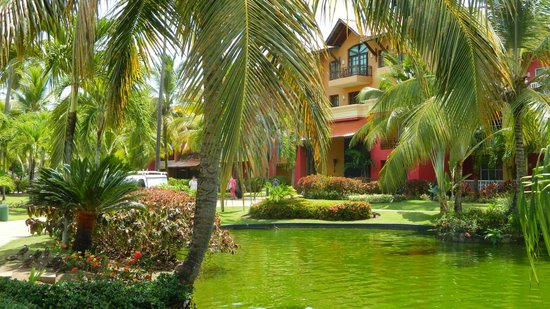 Caribe Club Princess Beach Resort & Spa: Batiment #3