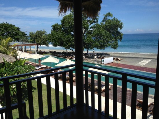 Living Asia Resort and Spa Lombok: View from the Deck