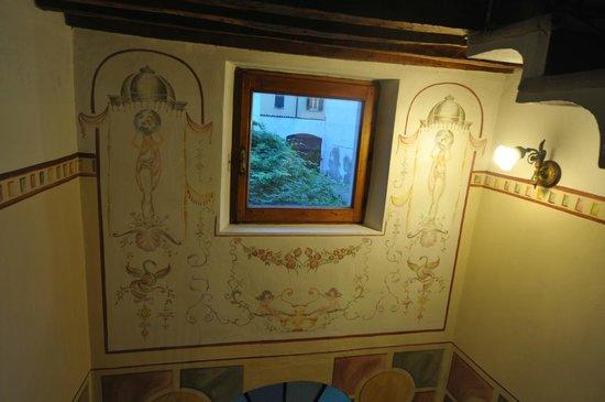 Hotel Giulia Gonzaga: PARTICOLARE ALBERGO GIULIA GONZAGA