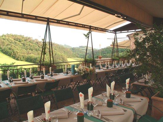 Bosco della Spina : Wedding dinner