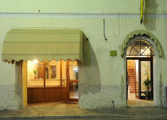 Hotel Giulia Gonzaga: ESTERNO