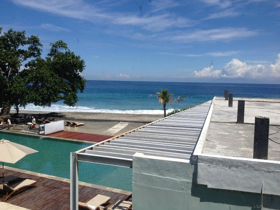 Living Asia Resort and Spa Lombok: View from Window