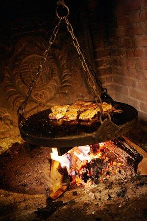 Grottino 1313: Fleisch vom Grill