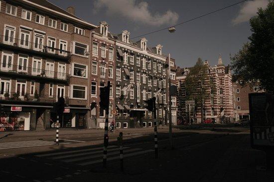 Hampshire Hotel - Theatre District Amsterdam: Вид отеля