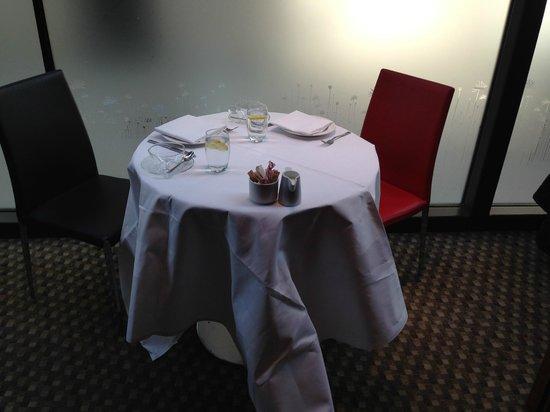 Number Twelve : laid table :)