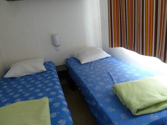 """Camping Club Taxo les Pins : 2 Chambres """"enfants"""""""
