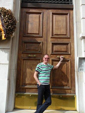 BBRome4U : Front door