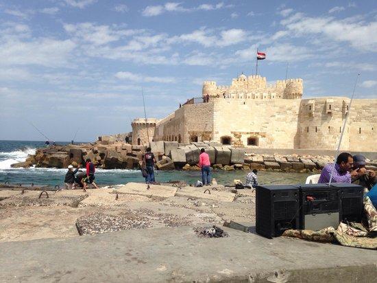 Egypt Day Tours: Citadel of Qaitbay