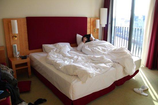Meliá Berlin : King Bed
