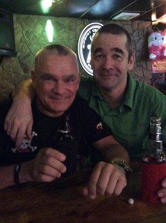 G Point Smörgåsbord & Bar : Die Erdingerbuben