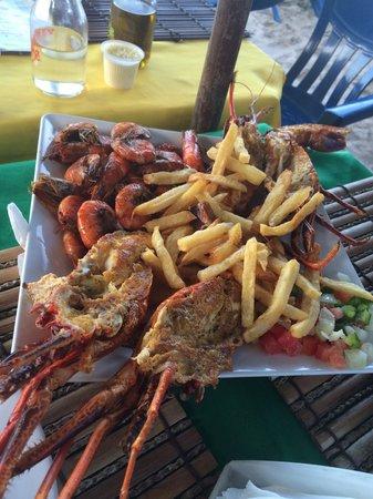 Jamaica Bar: .