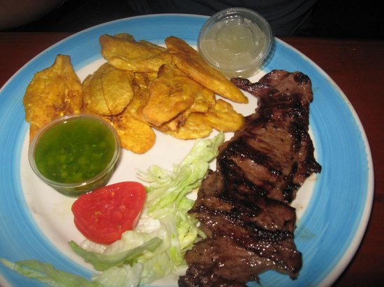 Don Pepe Restaurant III: food