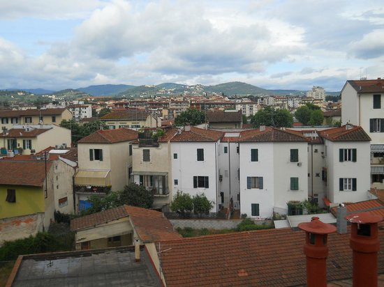 Tuscany Dreaming : la vista dal b&b