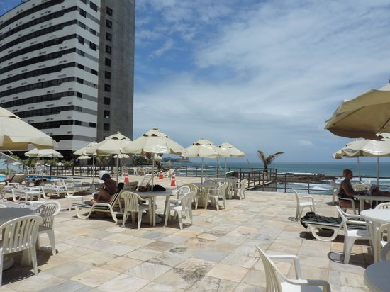Bahia Othon Palace: O Hotel