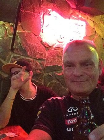 G Point Smörgåsbord & Bar : Der Erdingerbub