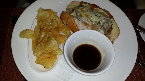 Charlie Palmer at Bloomingdale's: Steak Sandwich Special