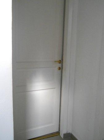 Tuscany Dreaming: la porta della nostra camera