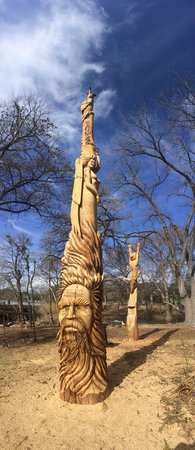 Ino'z Incorporated: Tree Art