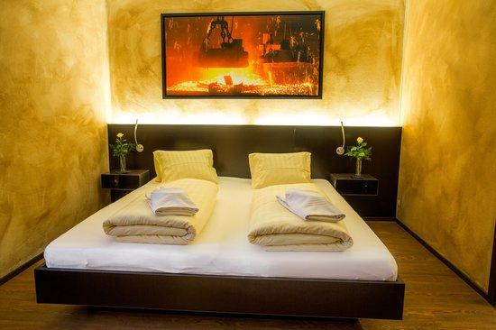 feRUS Hotel: Doppelzimmer