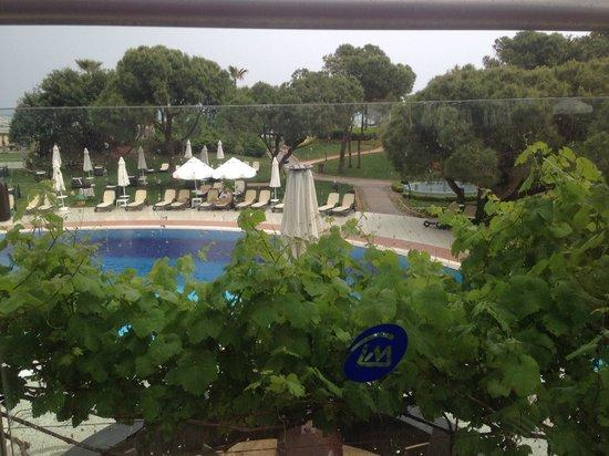Limak Atlantis Deluxe Hotel & Resort: Вид из бара