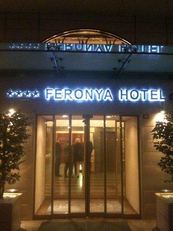 Feronya Hotel: ingresso