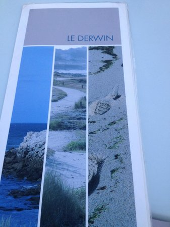 Creperie Du Derwin Carte