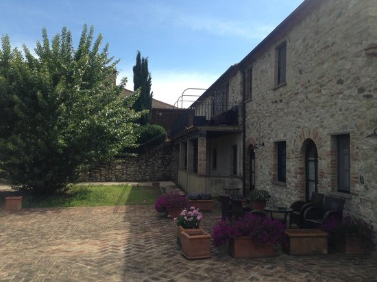 Agrihotel Il Palagetto : depandace