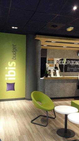 Ibis Budget Paris La Villette : Reception