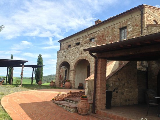 Agrihotel Il Palagetto: hall
